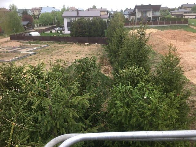 Medžių genėjimas